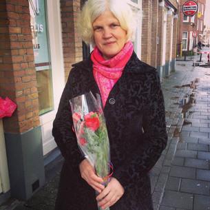 Bloemen voor Corinne en anderen