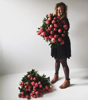 Bloemen voor Vera, Ed, een student, Mieke en Phaedra