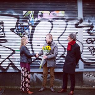 Bloemen voor Emile, Tim, Kadisha en Vanessa