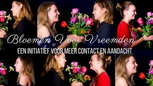 Bloemen voor Leiden, Den Haag, Den Bosch en Nijmegen