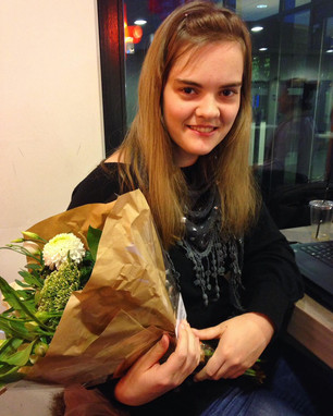 Bloemen voor Jill