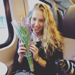 Bloemen voor Bo