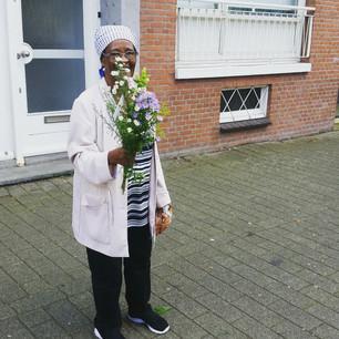 Bloemen voor Rotterdam