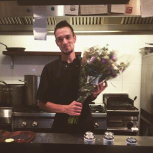 Bloemen voor Ruben