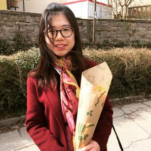 Bloemen voor Emily