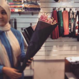 Bloemen voor Hilal