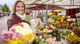 Bloemen voor op nu.nl