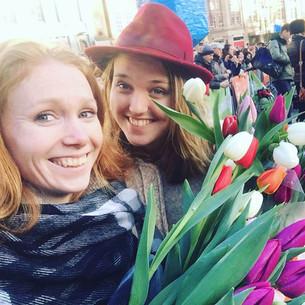 Verslag: Bloemen plukken op de dam