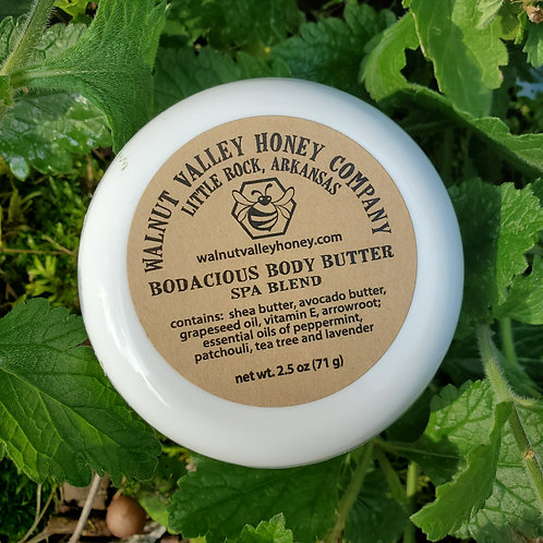Bodacious Body Butter Spa Blend