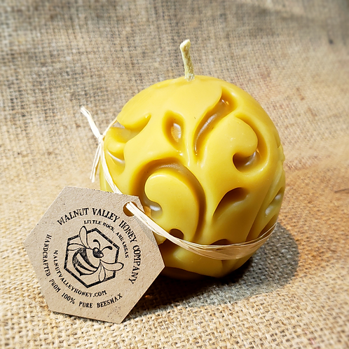 Round Carved Ball