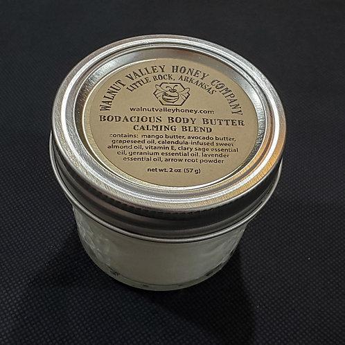 Bodacious Body Butter Calming Blend