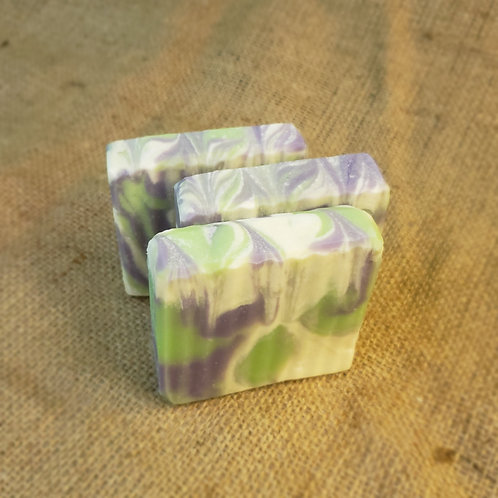 Peppermint Lavender Tea Tree Soap