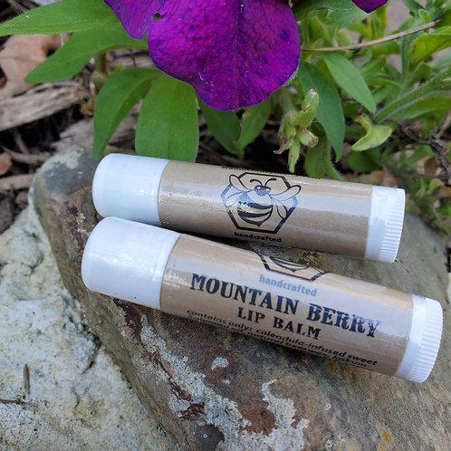 Mountain Berry Lip Balm