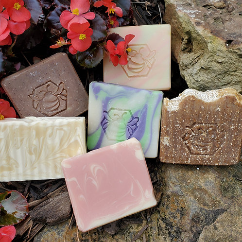 4-pack of Soaps (your choice)