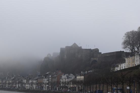 Le château fort de Bouillon