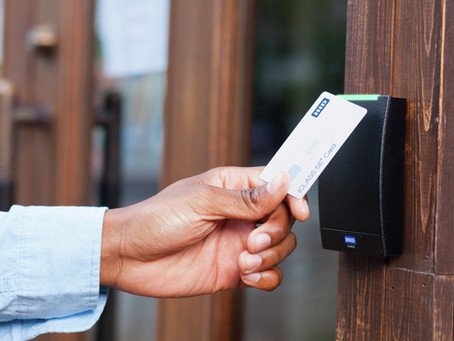 Keep your Business and Staff Safe with Access Control & Door Entry Technology