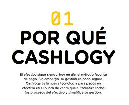 Por que Cashlogy?