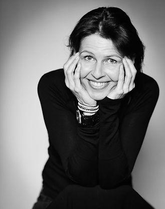 Valerie Hammacher, photographer, Portrait People schwarz weiß Foto