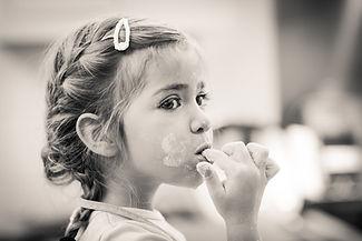 Valerie Hammacher, photographer, Kinder Portrait People schwarz weiß Foto Child Kind