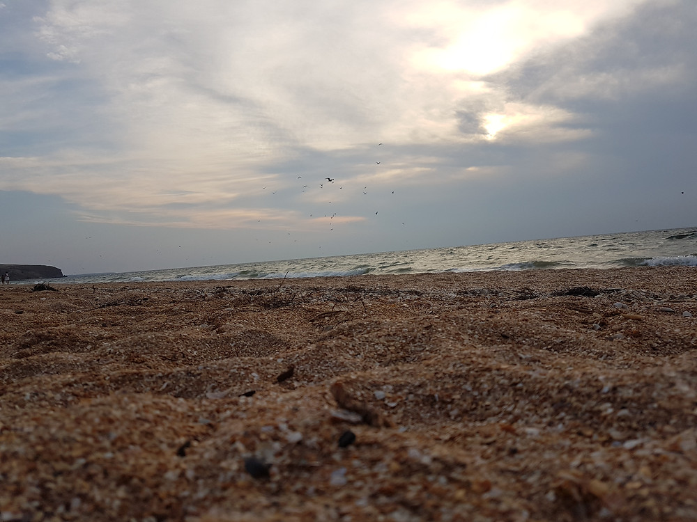 фото моря в Крыму