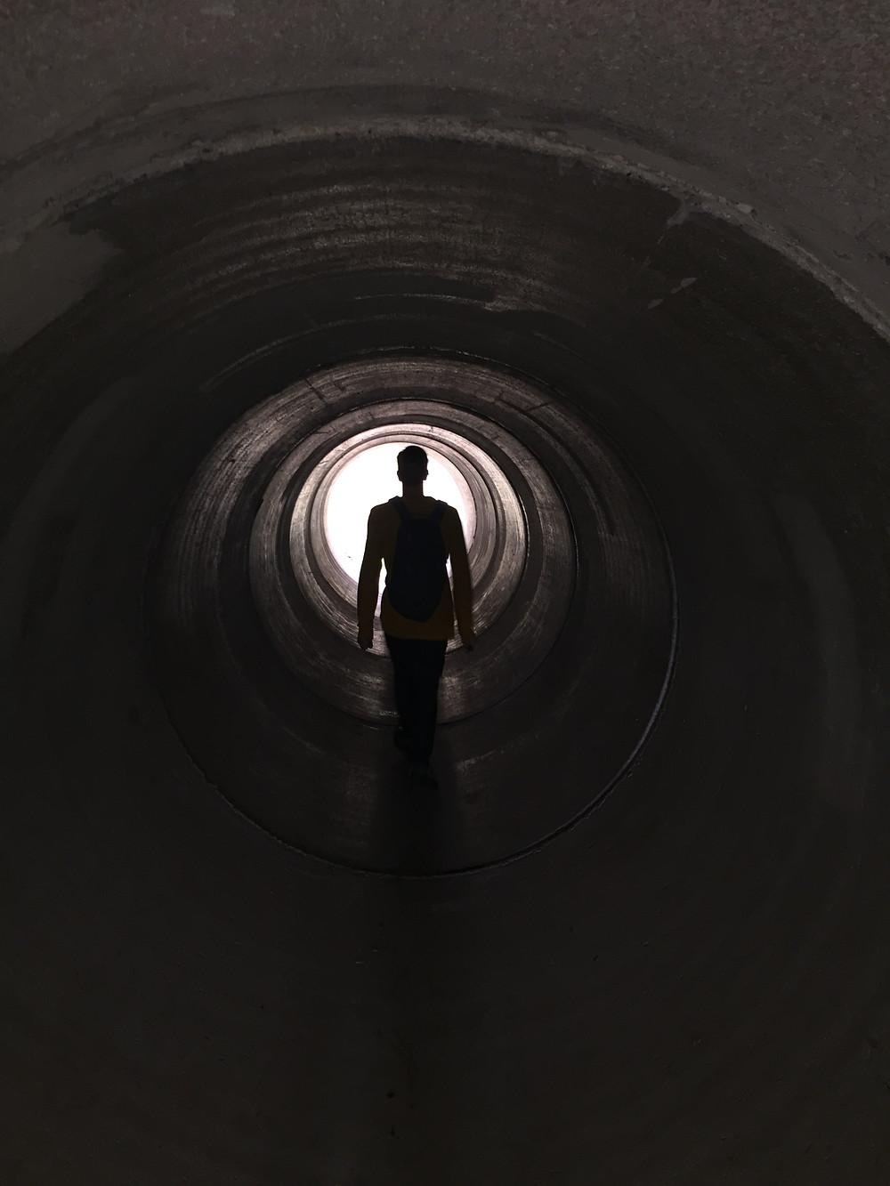 свет в конце тоннеля zeggelbash.com