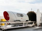 Virgin Hyperloop впервые прокатила пассажиров. До 1000 км/ч ещё очень далеко