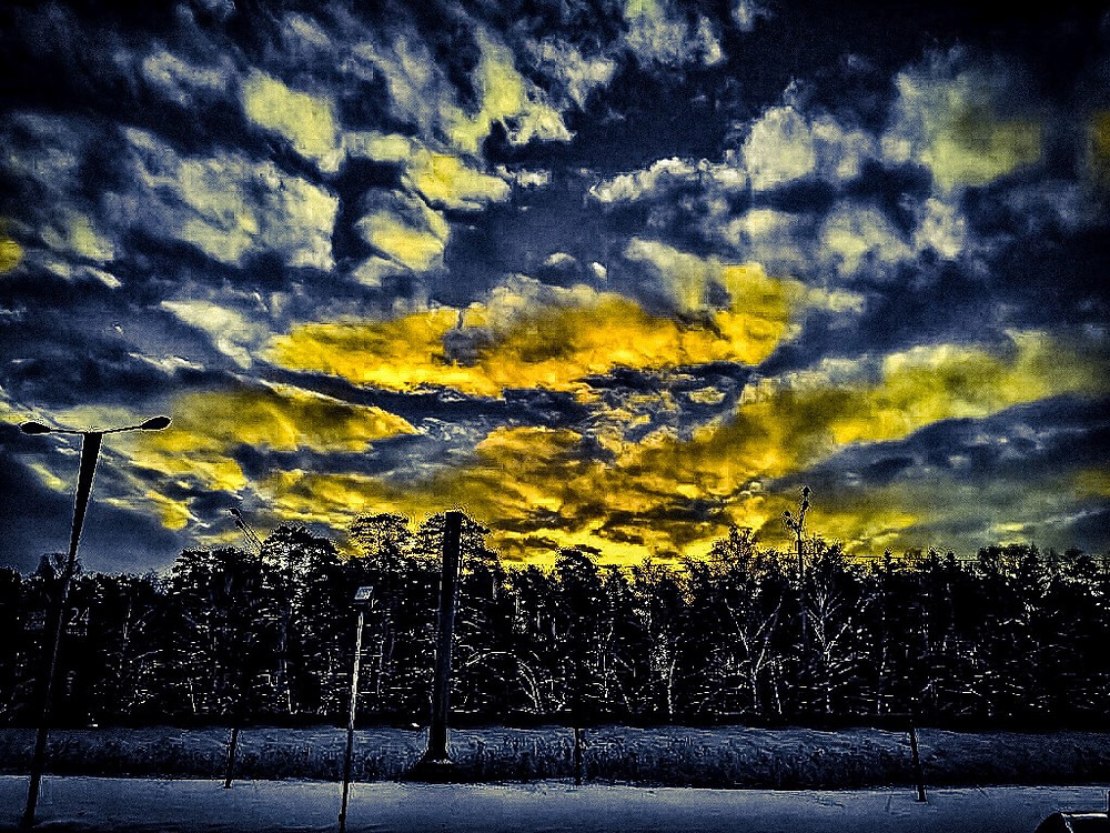 небо фильтр