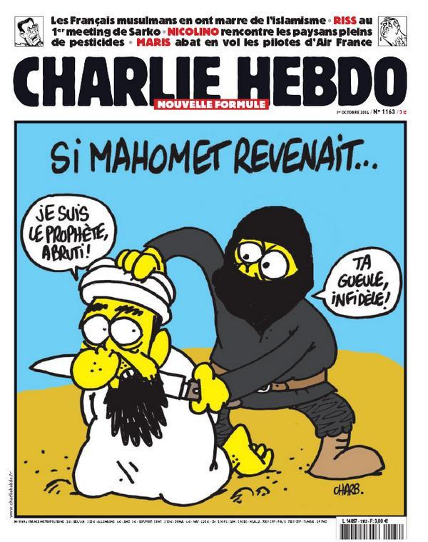 charlie hebdo, карикатуры, франция