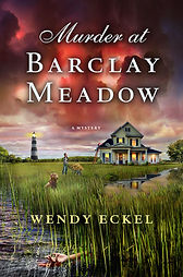 Cover image of Murder at Barclay Meadow