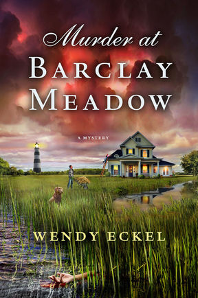 Murder at Barclay Meadow Official Cover Ar