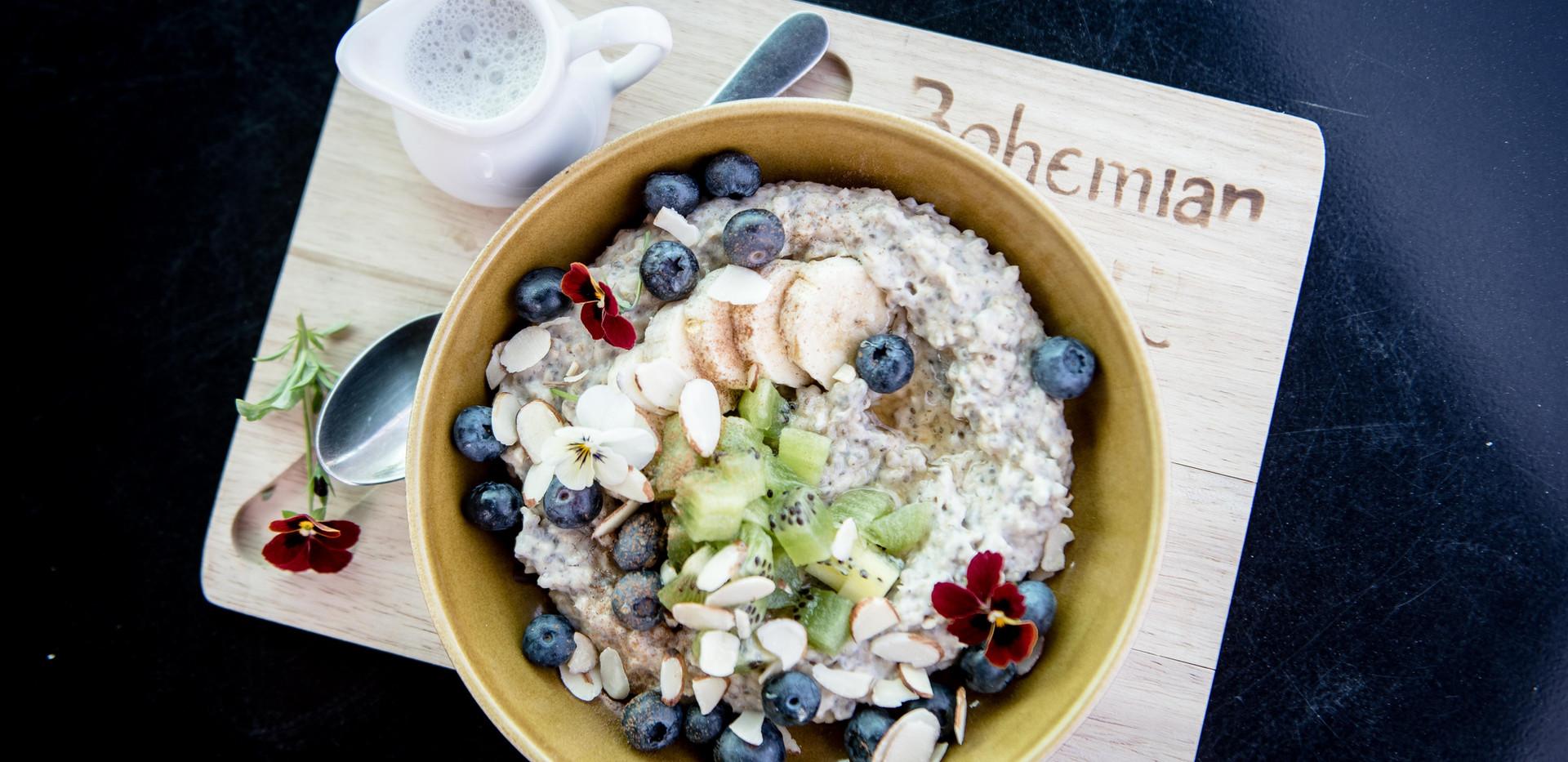 Oat&Chia porridge