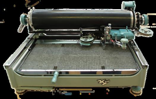 Chinese typewriter.