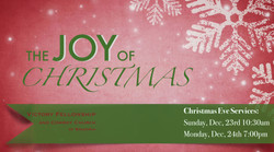 The Joy Of Christmas graghic