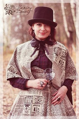 Pelerína Miss Holmes