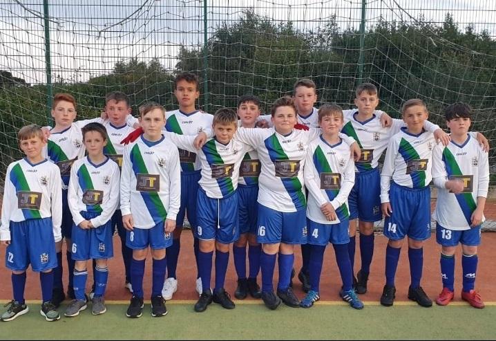 U13 team CB