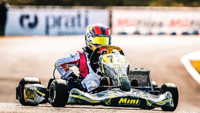 Revelação do Kart, Antonella Bassani disputa Campeonato Brasileiro de Kart no Paraná