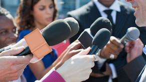 Demonstrar insegurança na frente de um jornalista pode ser 'fatal'