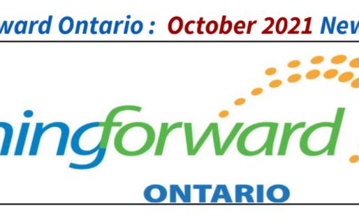 Learning  Forward October Newsbrief