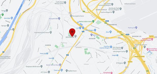 Metrologielaan 10 in Google maps.