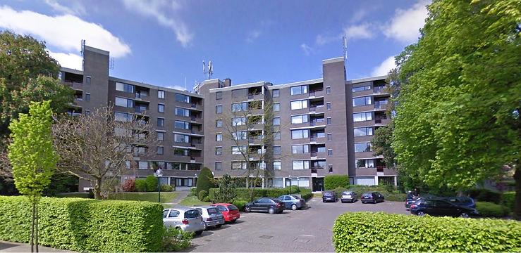 Residentie Eglantier Kontich met luxe service appartementen.