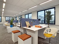 Vastgoed voor bedrijven in de Lozenberg 17 in Zaventem.