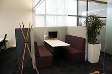 Kantoorgebouwen van Care in het Aiport Business Center in Deurne.