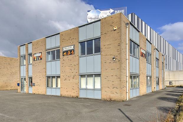 Verkocht bedrijfsgebouw in de Luxemburgstraat in Temse.