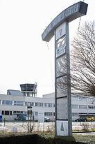Airport Business Center in de Luchthavenlei bij de luchthaven van Deurne.