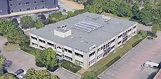 Overview kantoorgebouwen in de Imperiastraat in Zaventem.