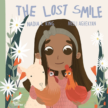 The Lost Smile_Front Cover.jpg