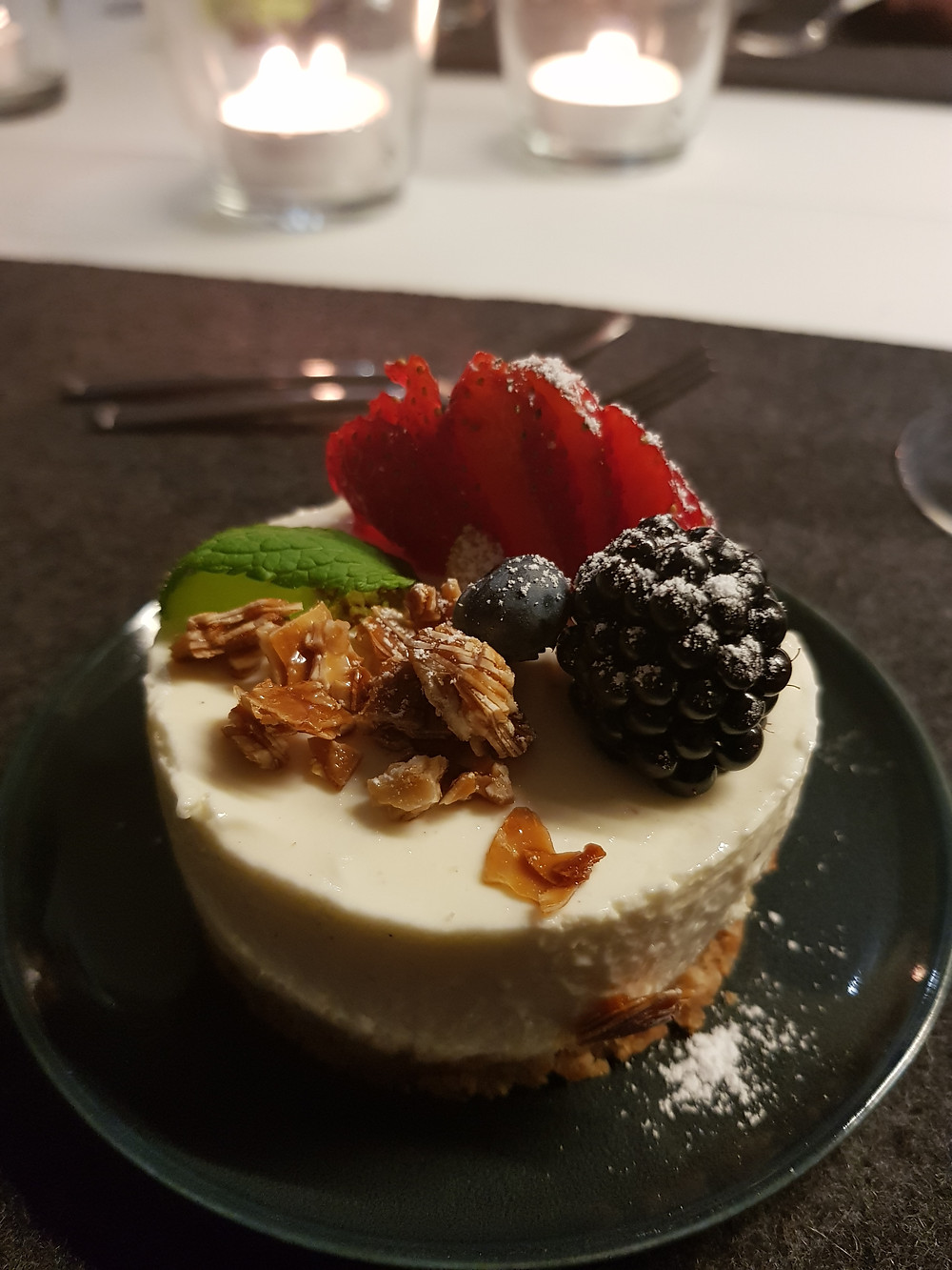 Rezept, Dessert, Hobbyköchin, Beeren, Quarksahnetörtchen