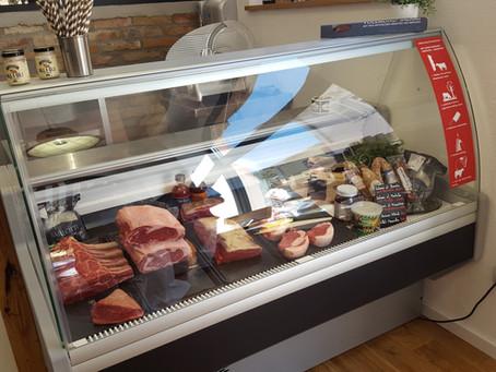Opening der neuen Speyerer Fleischboutique