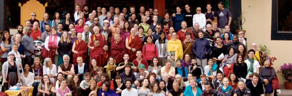 November 2010 at Kopan Monastery