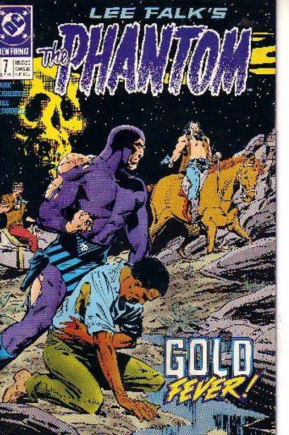 PHANTOM DC,13 ISSUES, 1989-90 7